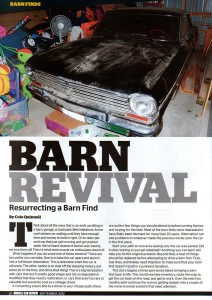 Barn Find Revival