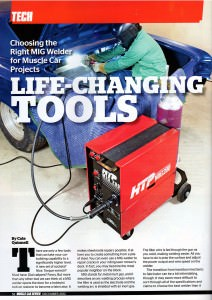 Life-changing Tools
