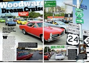 Woodward Dream Cruise Survival Guide