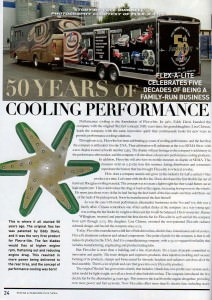 50 Years of Cooling Performance