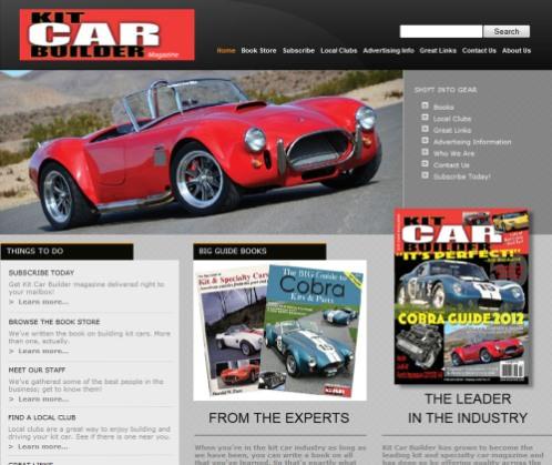Kit Car Bulider